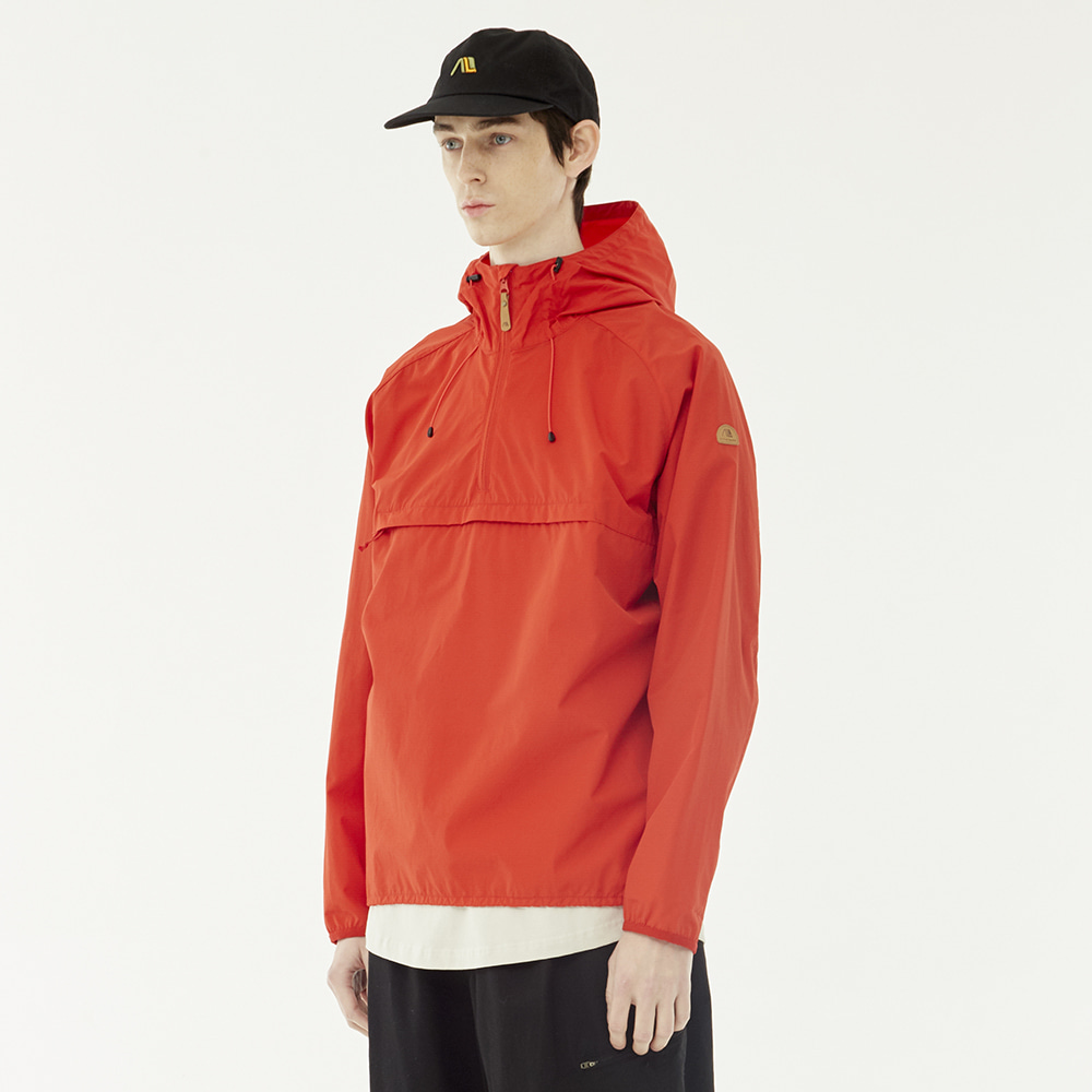 [이용진착용]Membrane Anorak (Red)