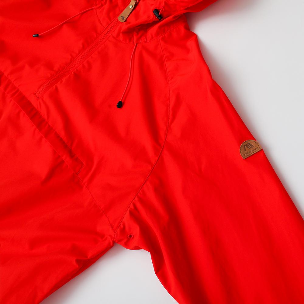 어나더리더(ANOTHER LEADER) Another Anorak (Orange-Red)