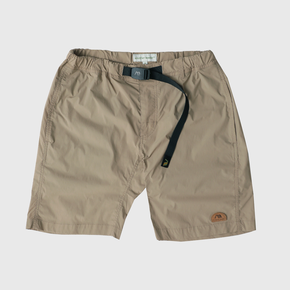 Standard short pants (Beige)