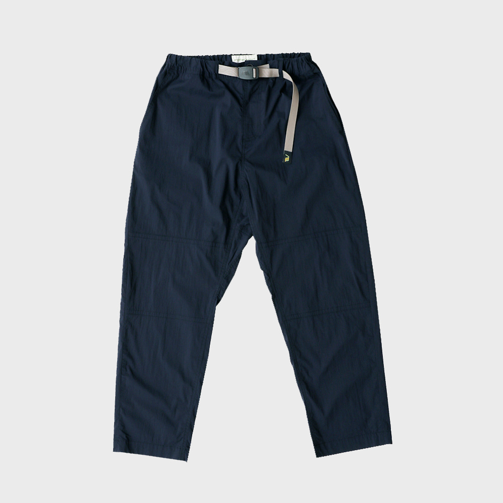 [이용진착용]Summer loose pants (Navy)